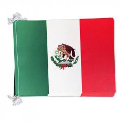 Flaggirlang, Mexiko
