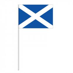 Flagga på plastpinne, Skottland