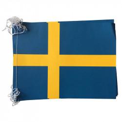 Flaggirlang, Sverige