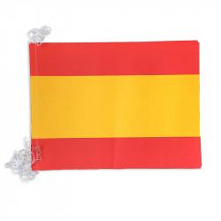 Flaggirlang, Spanien