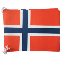Flaggirlang, Norge