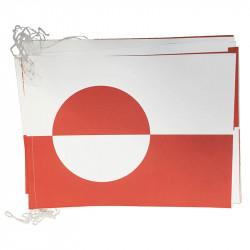 Flaggirlang, Grönland