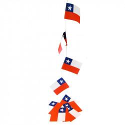 Flaggirlang, Chile