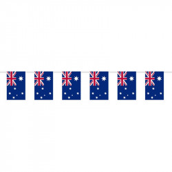 Flaggirlang, Australien