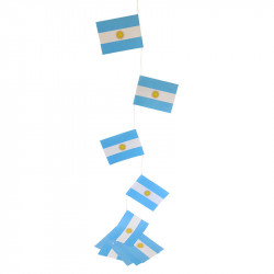 Flaggirlang, Argentina