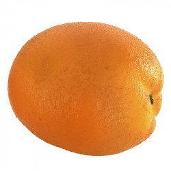 Apelsin, konstgjord mat