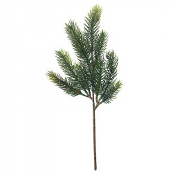 Grangren, 35 cm i rödgran, konstgjord gran