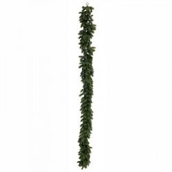 Granranka, tomtenisse, tunn ranka, 180cm, konstgjord gran