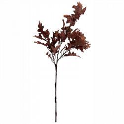 Ekträdgren, brun, 95cm, konstgjord växt