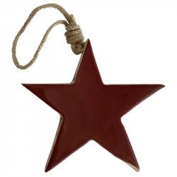 Julgranspynt, Stjärna, Mörkröd