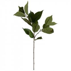 Körsbärsgren m blad, 78cm, konstgjord växt
