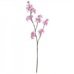 Tuberos, rosa, 87cm, konstgjord blomma