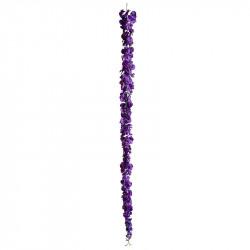 Blåregn ranka i lila, 150cm, konstgjord blomma