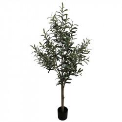 Olivträd i kruka, 140cm, konstgjord planta