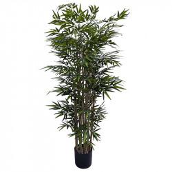 Bambu i kruka, 150 cm, konstgjord växt