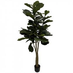 Fikonträd i kruka, 180 cm, konstgjord växt