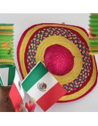 Mexikanskt tema | Köp snyggt pynt till temafesten