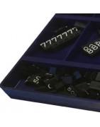 Prissättningssystem Compact Maxi 6,3mm