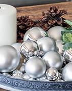 Julkulor | Stora & små ⇒ Stort urval av billiga julkulor!
