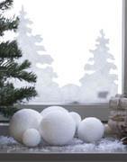 Konstsnö & snöflingor