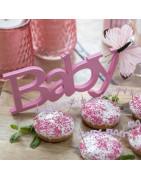 Dekoration till barndop & babyshower | Stort urval online!