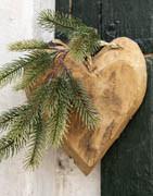 Hjärtan | Vackra julhjärtan till hemmet – Köp här!