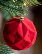 Julkulor med mönster | Olika former & stort urval!