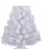 Konstgjorda vita julgranar | Köp pynt till julen online