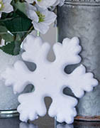 Snöflingor