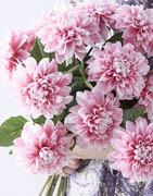 Konstgjorda blommor i plast, gummi och siden | Brøndsholm A/S