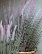 Konstgräs i krukor & buntar