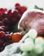 Konstgjorda frukter & grönsaker i plast till dekoration ⇒ Köp här!
